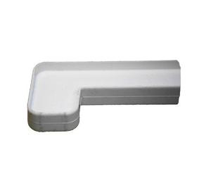 Заглушка стыковочная для подоконника прямая 600мм