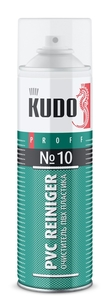 """Очиститель ПВХ №10 """"KUDO"""""""