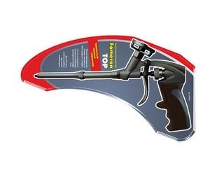 Пистолет для монтажной пены Fomeron TOP
