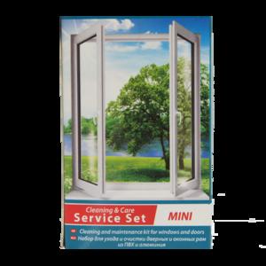 Набор по уходу за окнами Mini