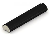 Немецкий уплотнитель Schlegel Q-Lon для пластиковых окон и дверей, черный