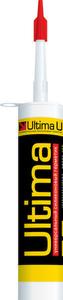 """Герметик силиконовый """"Ultima"""" белый"""